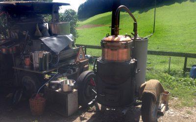 Steam Punk Distilling